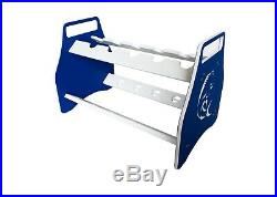 Bent Butt Fishing Rod Stand/rack Mahi Design Made From King Starboard