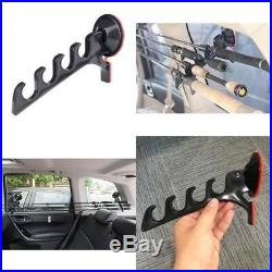 Car Rod Holder Suction Cup Fishing Rod Holder for Car Window SUV Pole Rack