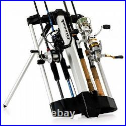 Castek Rod Caddy Fishing Rod Rack and Carrier. Free Shipping