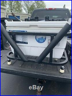 Fishing Rod Rack With Cooler Jet Ski