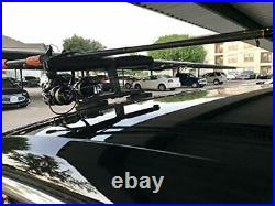 Fishing Rod Racks for 1. Magnetic Only For Ferrous Metal Hood And Roof