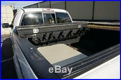 Fixed Truck Bed Fishing Rod Rack, Multicolor