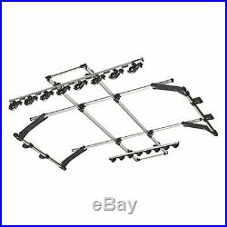 INNO IF8 Dual Hold Internal WIDE Overhead Fishing Rod Rack Holds 8 Rods
