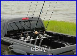 Portarod Inshore 5 Rod Rack for Truck (No Drilling or Bolts!)