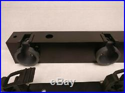 Reel Fortress 3 Rod Lockable Roof Rack Surf Fishing MADE in AMERICA Yakima Thule