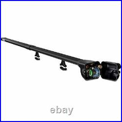 RiverSmith River Quiver 2 Banger BLACK Rooftop Fly Rod Rack For car and truck
