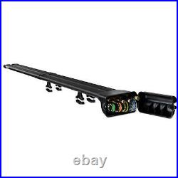 RiverSmith River Quiver 4 Banger BLACK Rooftop Fly Rod Rack For car and truck