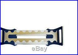 Straight Rod Fishing Rod Stand/rack Sailfish Design Made Of King Starboard