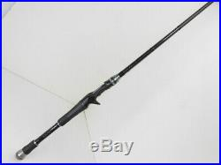 Zeke rack double Dodge DD-70H Bait casting rod from Japan